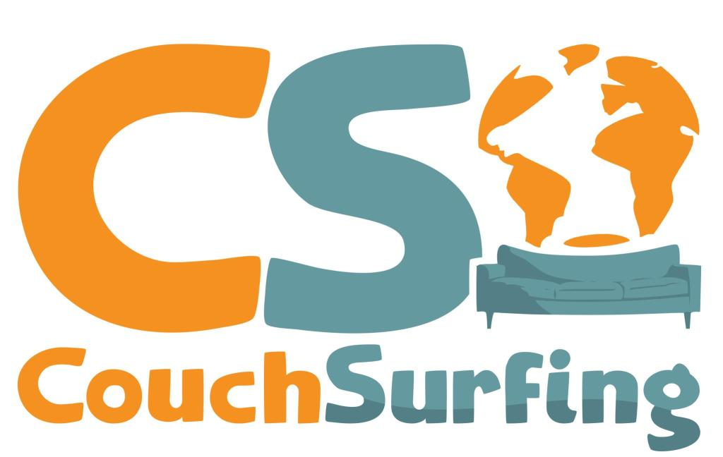 Logo do site Couch surfing