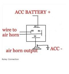 dixie air horn wiring diagram [ 950 x 950 Pixel ]