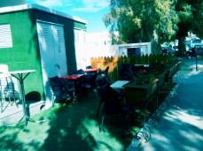 Terrasse de La cafétéria