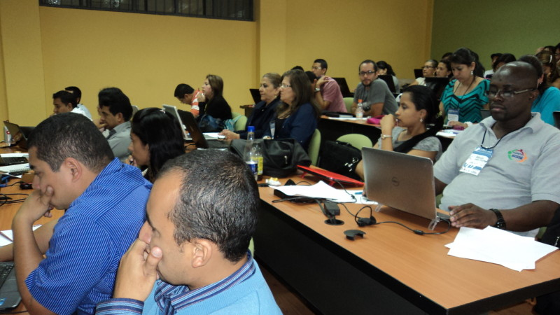 Academia DHIS aula practica SIS