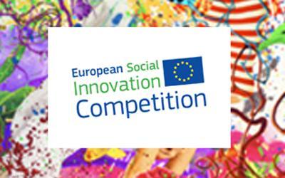 Cartel del concurso Europeo de Innovación Social
