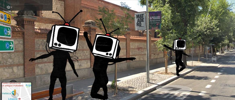 imagen cyborgs de barrio danza ondula