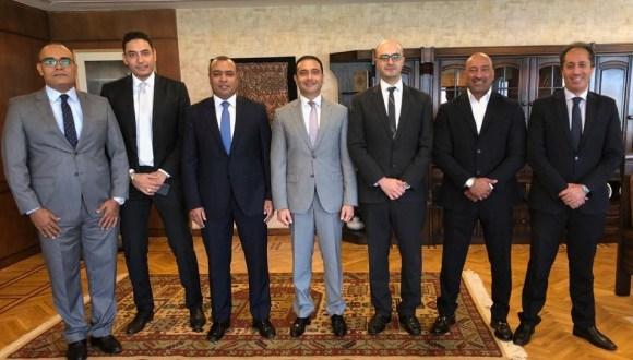 المصرية للاتصالات توقع اتفاقية مع فايبر مصر لتطوير المدن الذكية