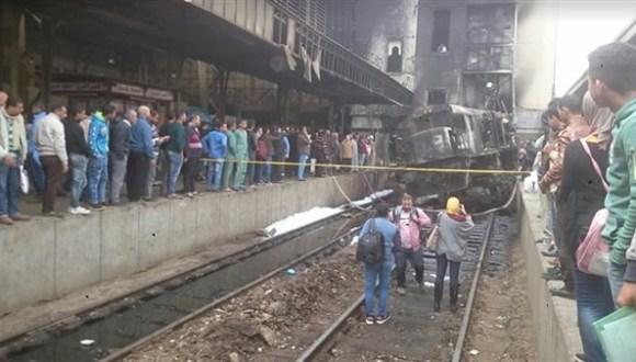 ننشر تعويضات حالات الوفاة والمصابين فى حادث القطار
