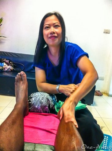 Bangkok Foot Massage