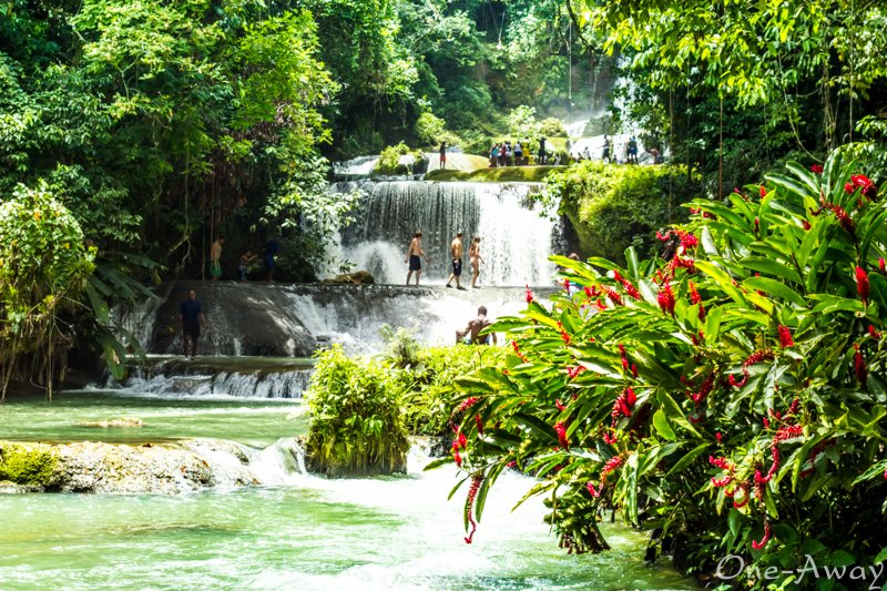 YS Falls - Must See Places In Jamaica