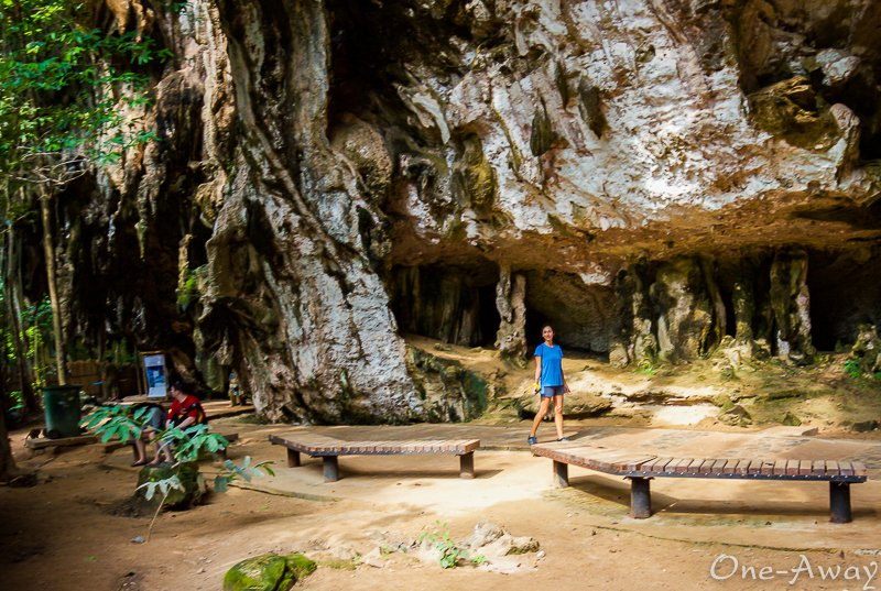 Monkey Walk From East Railay to Phra Nang Beach