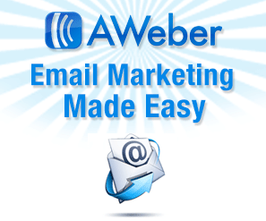 Use Aweber for your Email Marketing