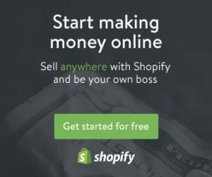 Get Free Trial Started on Shopify Today