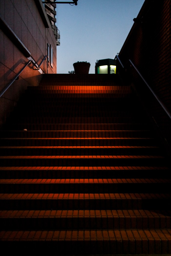 brick Stairs Photo