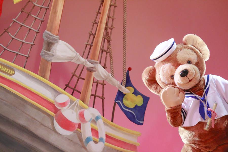 DisneyPhotoBlog DisneySEA Duffy