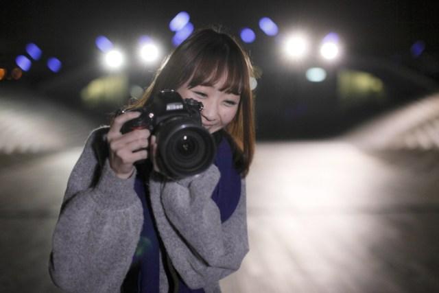 kawaii japanese cameragirl