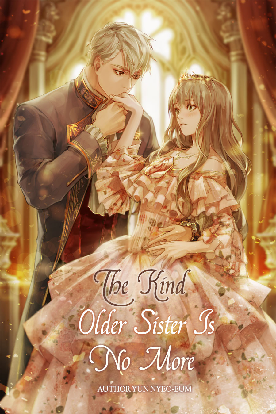 The Kind Older Sister Is No More - one day. three autumns