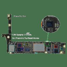 iPhone Ladechip Reparatur