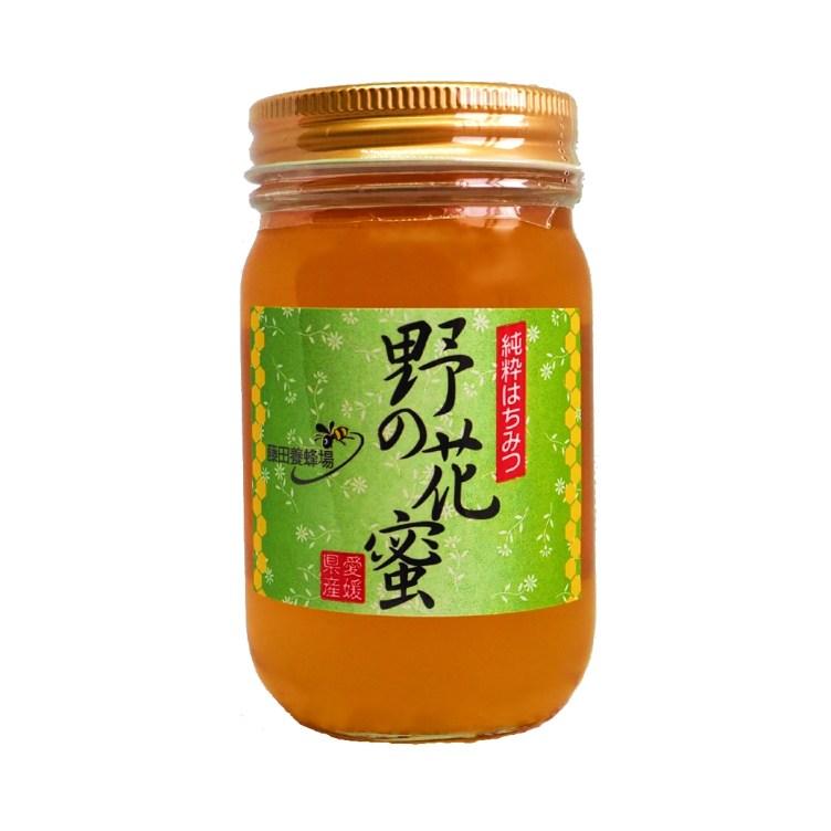 愛媛 砥部町の蜂蜜 藤田養蜂場 ハゼ蜂蜜が多く茶葉の風味を感じる甘さが特長