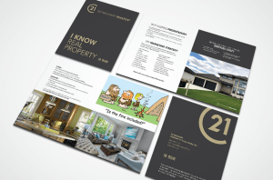 Century 21 Promotional Package Design