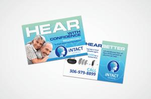 Intact Hearing Postcard
