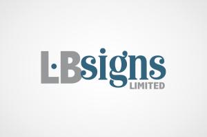 LB signs Logo