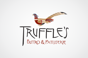 Truffles Bistro and Patisserie Logo