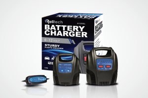 Battery Charger Packaging Design