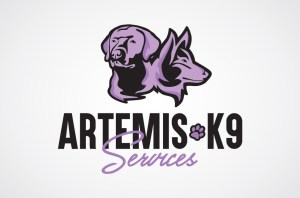 Artemis K9 Services Logo