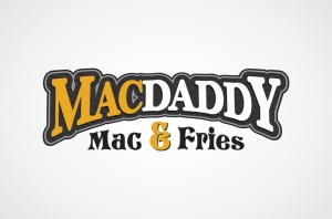 MacDaddy Mac & Fries Logo