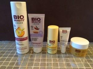 Produits cosmétiques BIO Nuxe