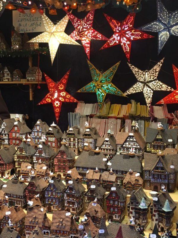 Marché de Noël senteur de noel