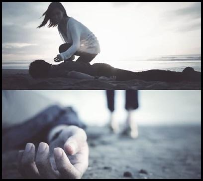 【one ok rock】the beginningのpv意味!出演者や石に隠された謎!別れを告げ歩き出す女性