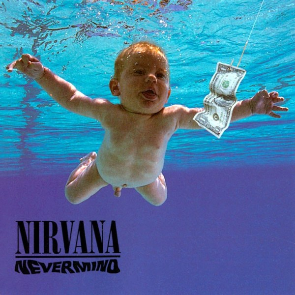 Nevermind nirvana cover
