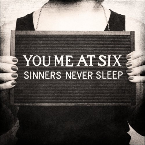 sinners never sleep you me at six virgin records