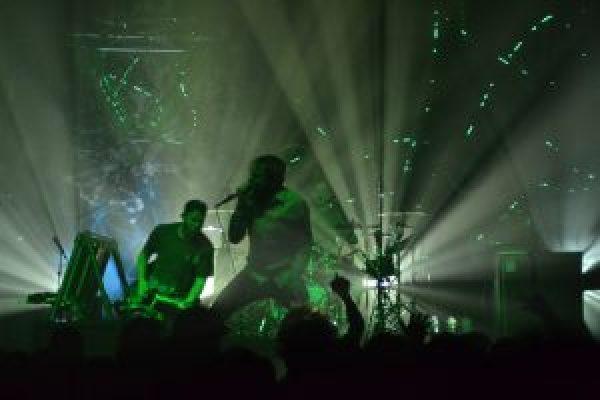 enter shikari transbordeur lyon show live