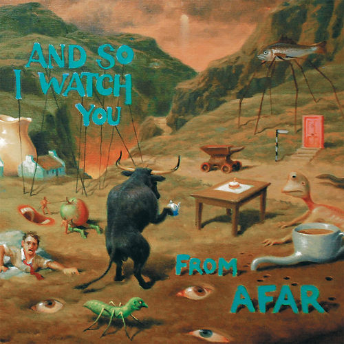 and so I watch you from afar self titled album