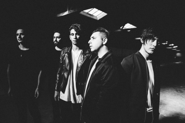 palisades erase the pain rise records promo picture