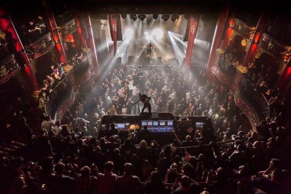 heavy music awards the fever 333 James North photography