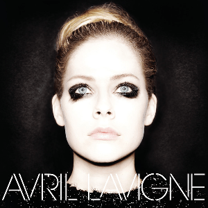 Avril Lavigne self titled epic records 2013