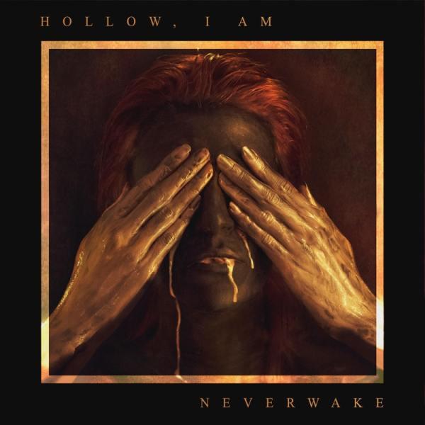 hollow, I am neverwake EP artwork duckphone records