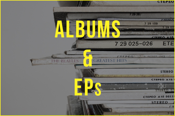page reviews one standing : albums and EPs