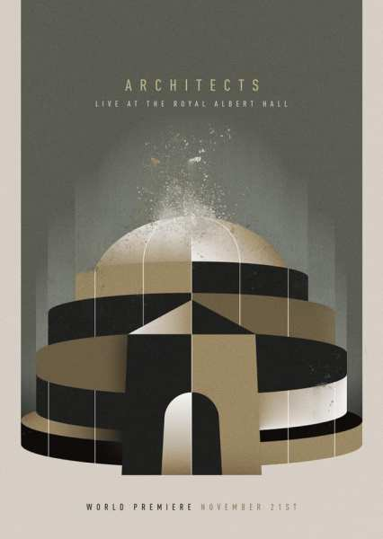 architects live royal albert hall for those that wish to exist epitaph records UNFD