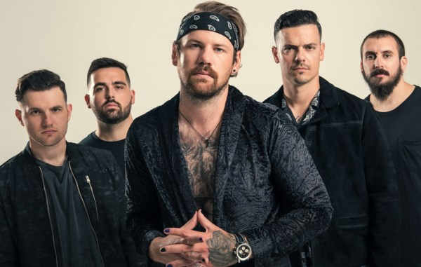 beartooth band promo 2021 below album red bull records