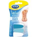 Комплект сменных насадок для пилки Scholl Velvet Smooth для ногтей
