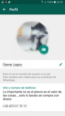 Whatsapp Android Info 3