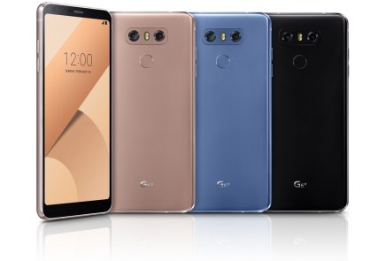 LG G6 +