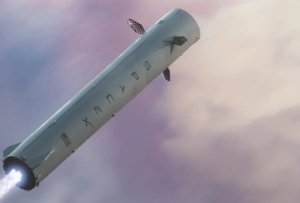 spacex hp