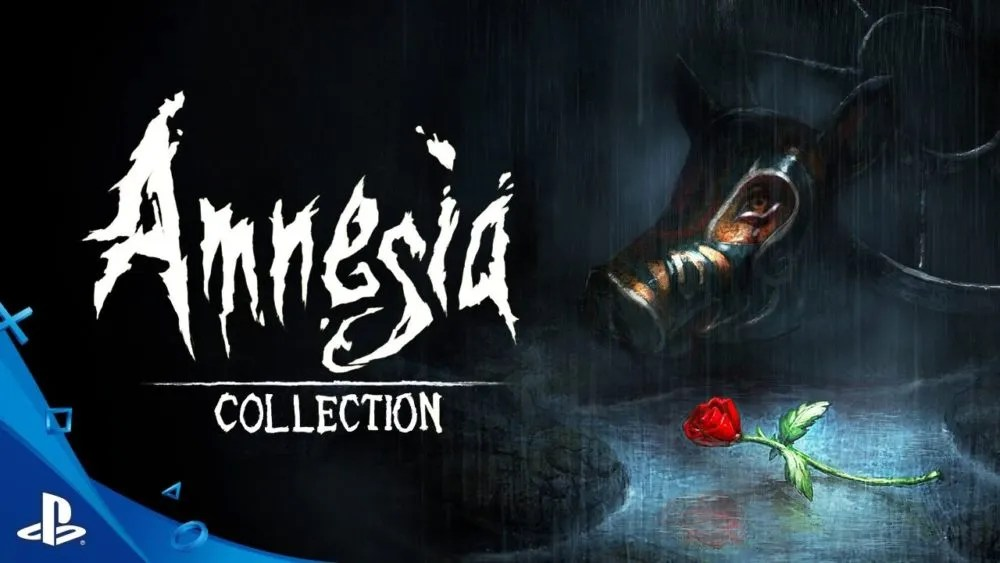 Amnesia Collection PlayStation Plus