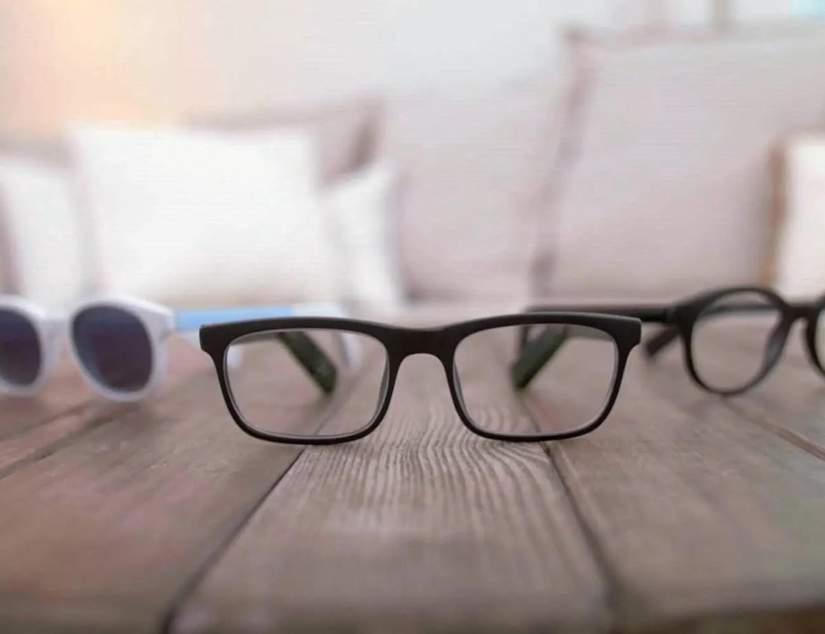 Gafas inteligentes comandas por Alexa