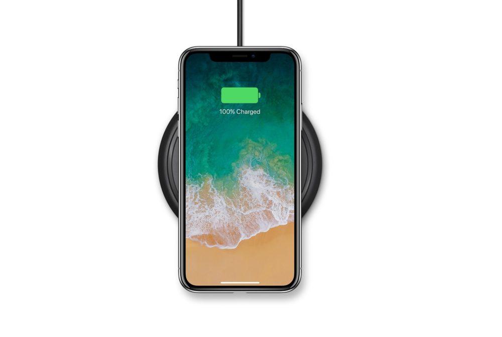 mophie base de carga inalámbrica iPhone 8