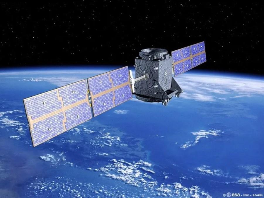 satelite galileo