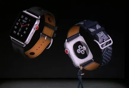 Apple Watch Series 3 es más independiente que nunca del iPhone 5