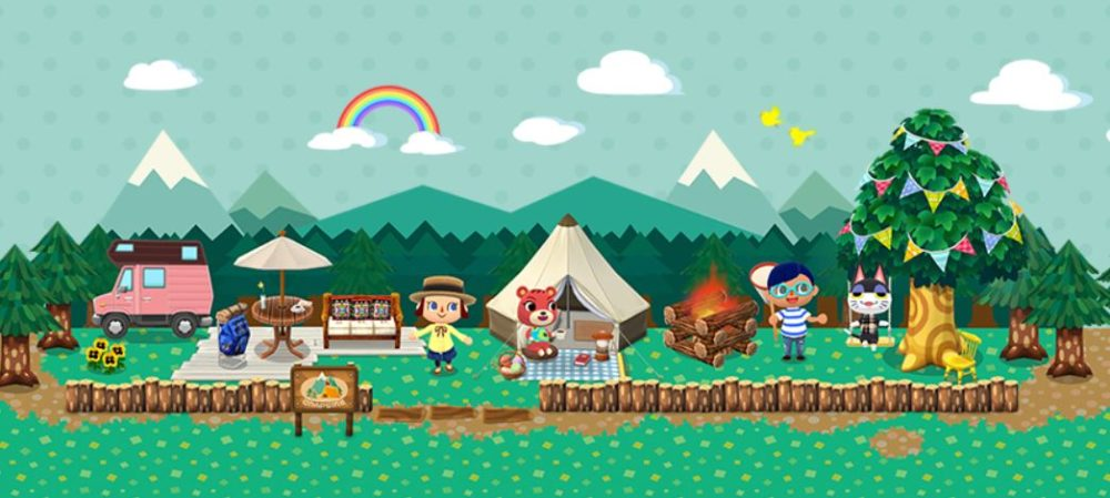 Animal Crossing: Pocket Camp llegará a iOS y Android en Noviembre